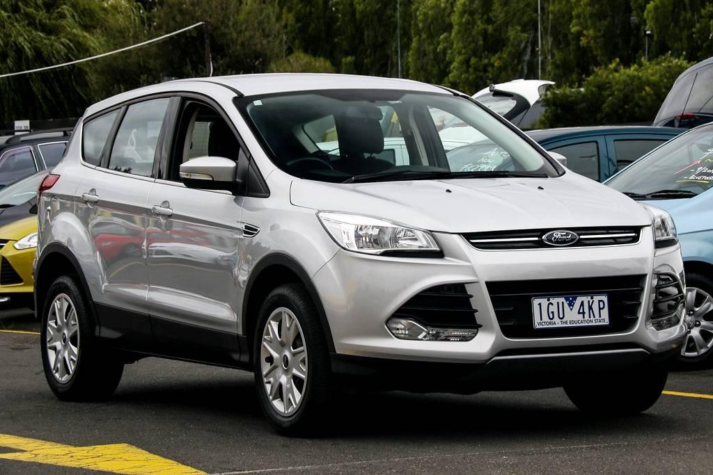 2014 Ford KUGA TF Ambiente AWD