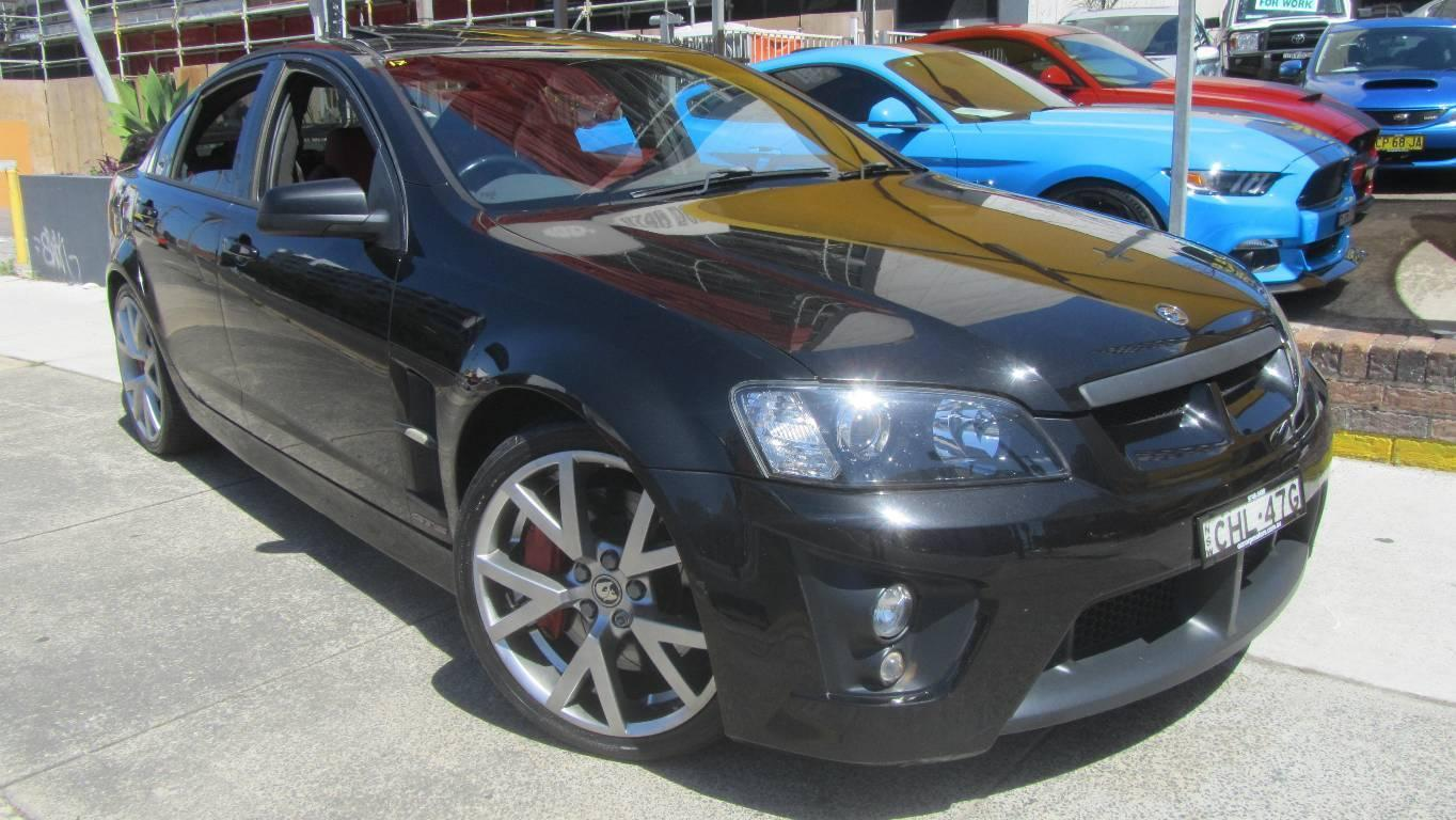 2007 HOLDEN SPECIAL VEHICLE GTS  E SERIES