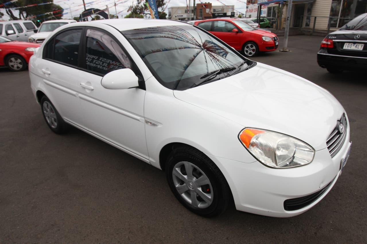 2006 Hyundai Accent  MC