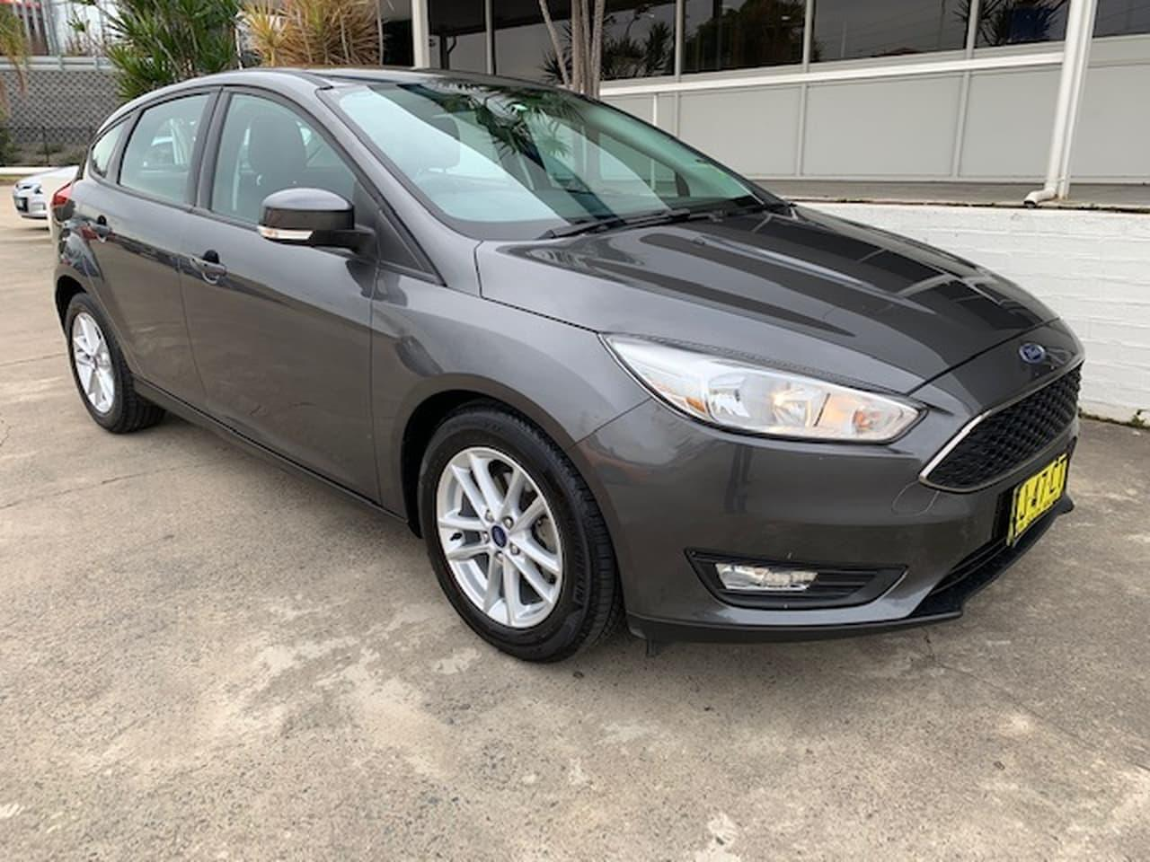 2016 Ford Focus LZ TREND