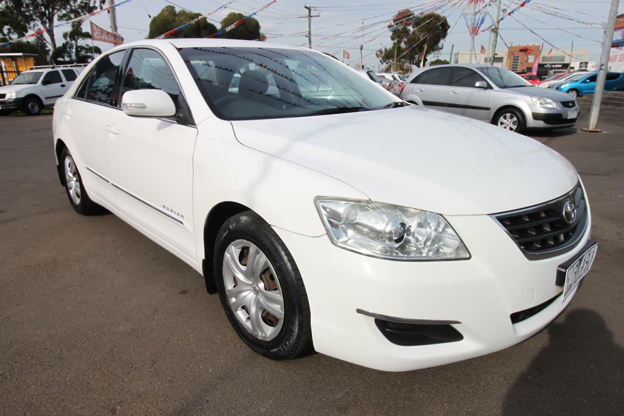 2007 Toyota AURION GSV40R AT-X