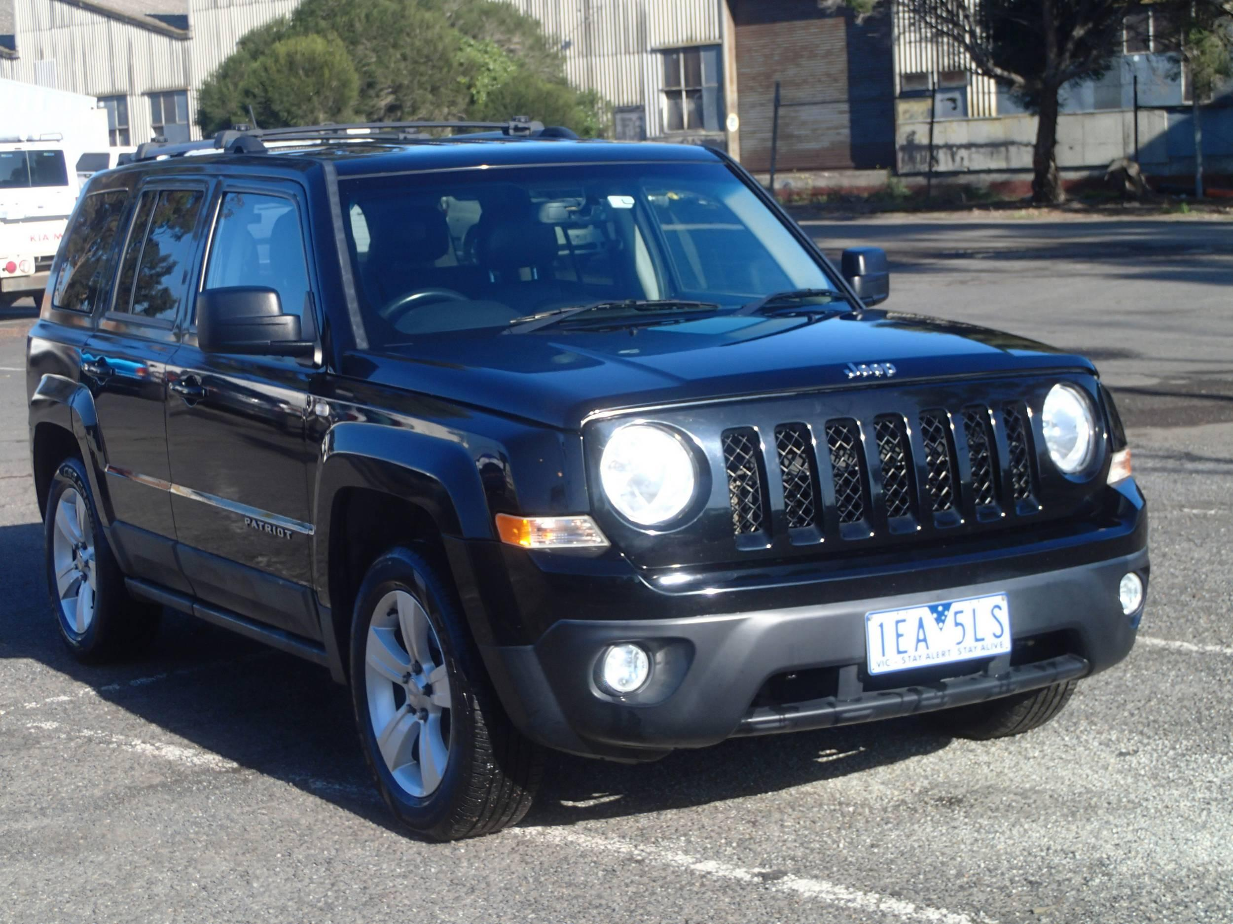 2011 Jeep Patriot MK MY11 Sport